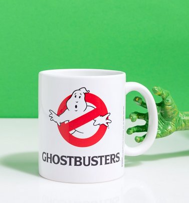 Ghostbusters Logo Becher mit Box