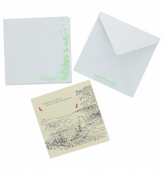Winnie The Pooh Notecards Set