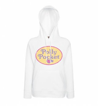Women's Polly Pocket Logo Hoodie