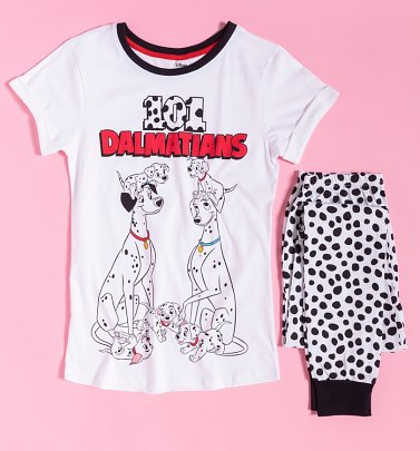 Women's 101 Dalmatians Pongo and Perdita Pyjamas