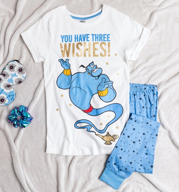 Women's Aladdin Three Wishes Pyjamas