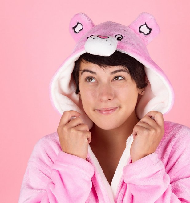Women's Care Bears Hooded Robe