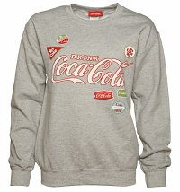 Women's Coca-Cola Badges Sweater