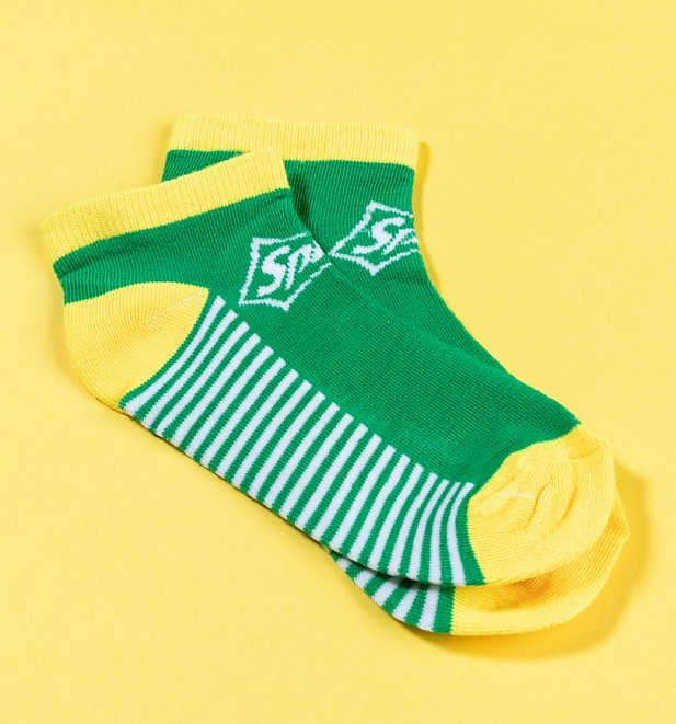 Women's Coca-Cola, Fanta & Sprite Set of 5 Trainer Socks