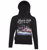 Women's Coca-Cola Truck Holidays Are Coming Hoodie