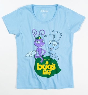 Women's Disney A Bugs Life T-Shirt