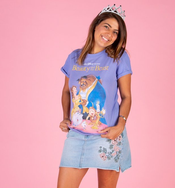 Beauty And The Beast Video Cover Boyfriend T-Shirt