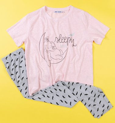 Women's Disney Dumbo Sleepy Pyjamas