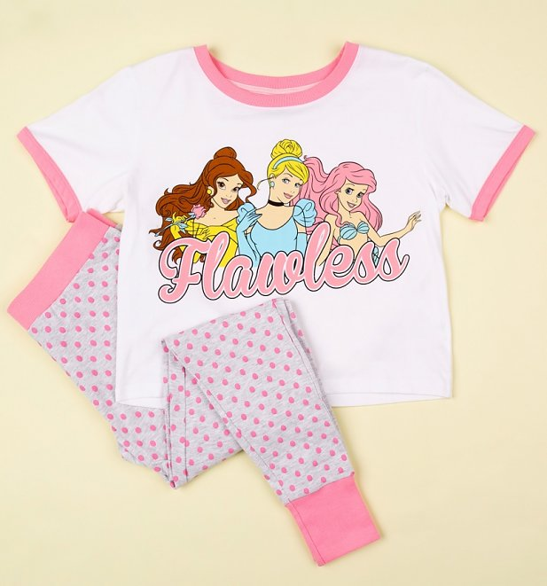Women's Disney Princess Flawless Pyjama Set