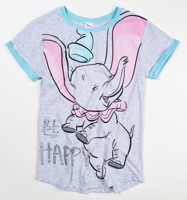 Women's Dumbo Be Happy Pyjamas