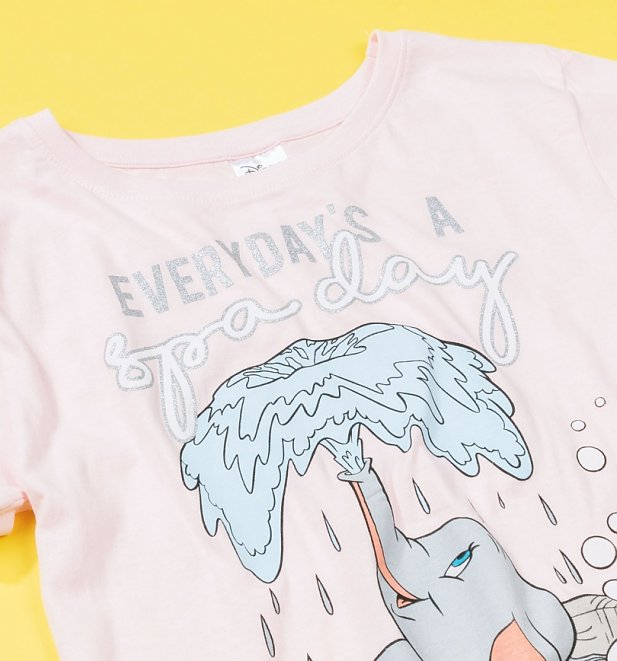 Women's Dumbo Everyday's A Spa Day Pyjamas
