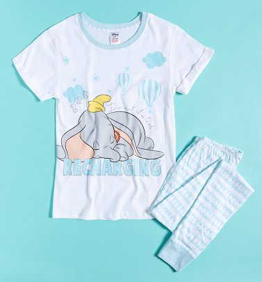 Women's Dumbo Recharging Pyjamas