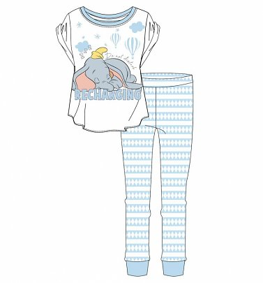 Women's Dumbo Recharging Disney Pyjamas