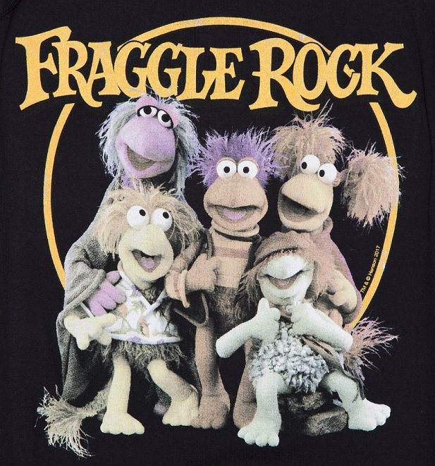 Women's Fraggle Rock Classic Gang Strappy Vest