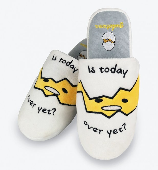 Women's Gudetama Is Today Over Yet Slippers