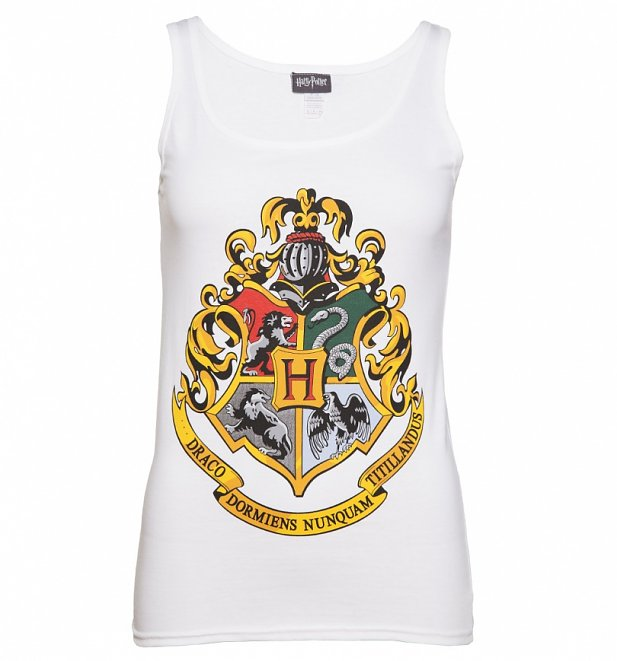 Women's Harry Potter Hogwarts Vest
