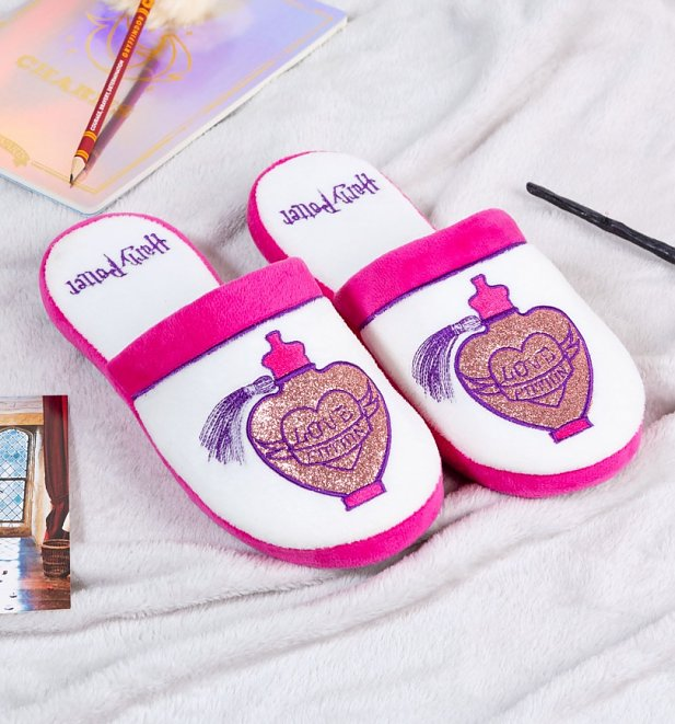 Women's Harry Potter Love Potion Slippers
