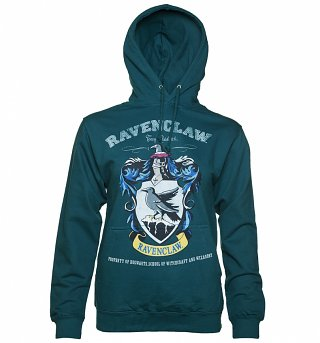 Women's Harry Potter Ravenclaw Team Quidditch Hoodie