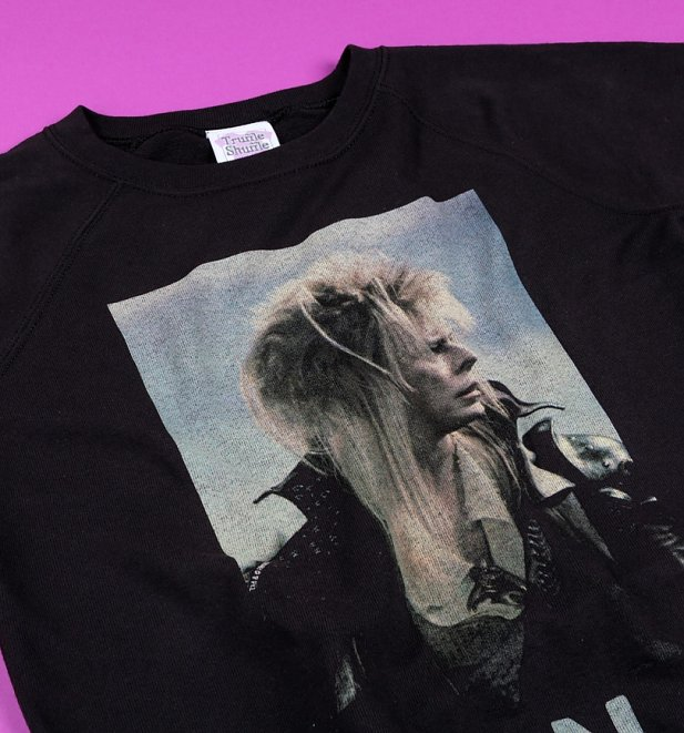 Women's Labyrinth Jareth The Goblin King Bowie Sweater
