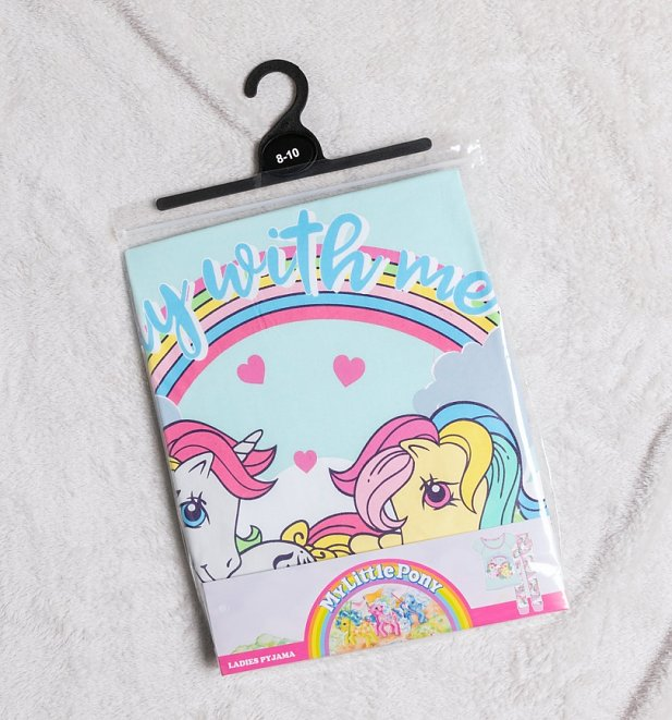Women's Lay With Me My Little Pony Pyjamas