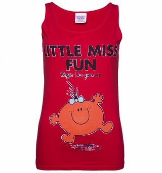 Women's Little Miss Fun Vest