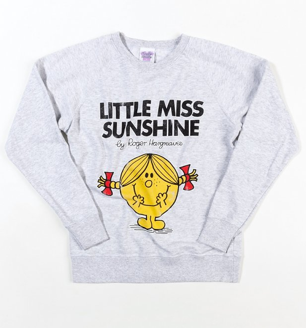 Women's Little Miss Sunshine Sweater