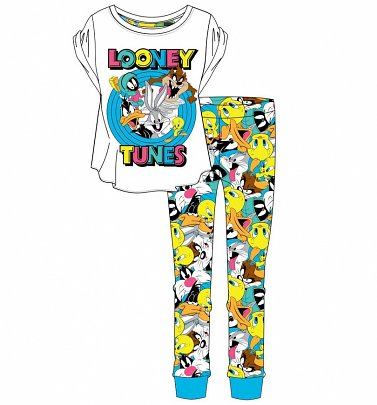 Women's Looney Tunes Pyjamas
