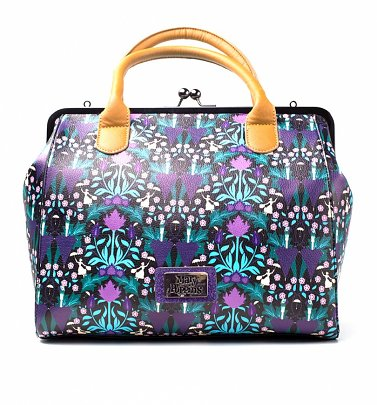 Women's Mary Poppins Carpet Bag