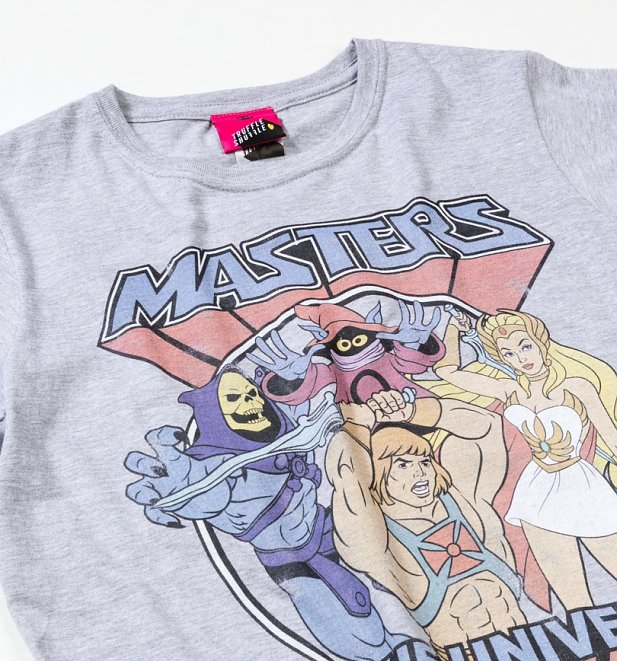 Women's Masters Of The Universe Fitted T-Shirt