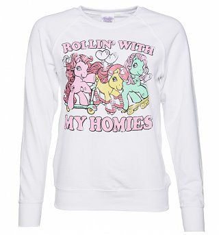 Women's My Little Pony Rollin With My Homies Jumper