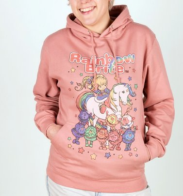 Women's Rainbow Brite And Sprites Hoodie
