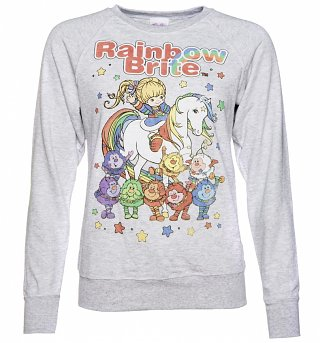 Women's Rainbow Brite And Sprites Jumper