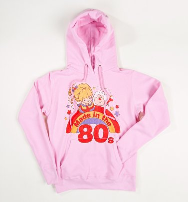 Women's Rainbow Brite Made in the 80s Hoodie