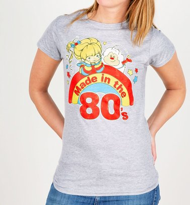Women's Rainbow Brite Made in the 80s T-Shirt