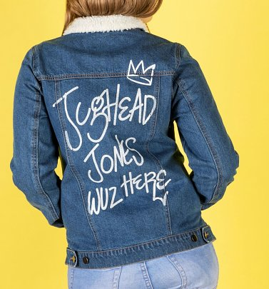 Women's Riverdale Jughead Denim Jacket
