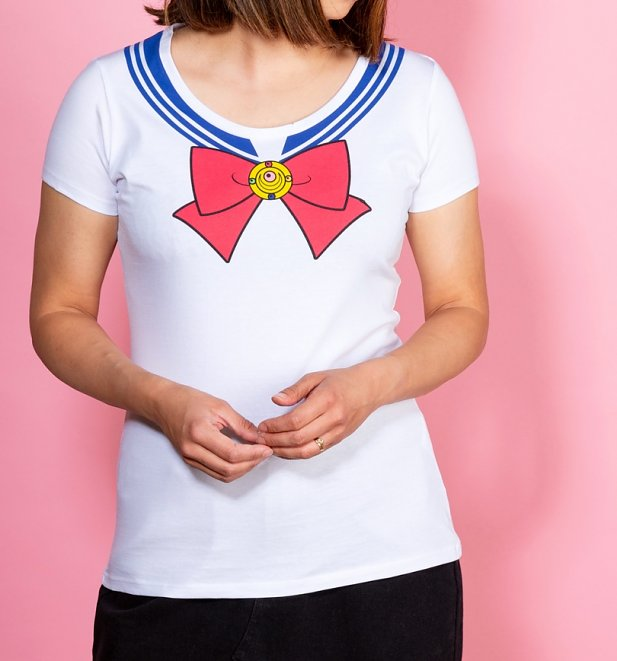 Women's Sailor Moon Costume T-Shirt
