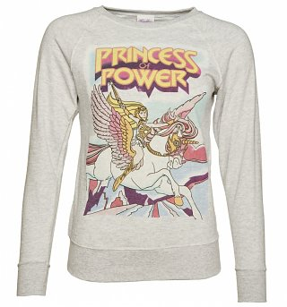 Women's She-Ra And Swift Wind Sweater