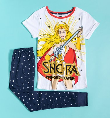 Women's She-Ra Princess Of Power Pyjamas