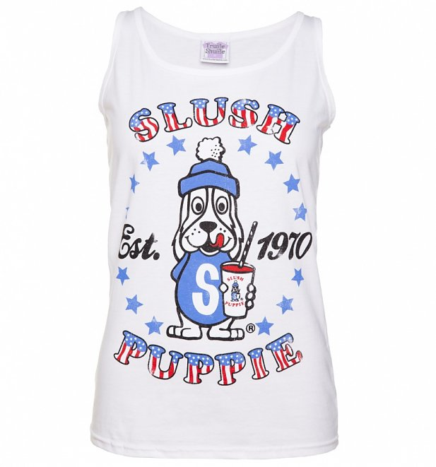 Women's Slush Puppie Established 1970 Vest