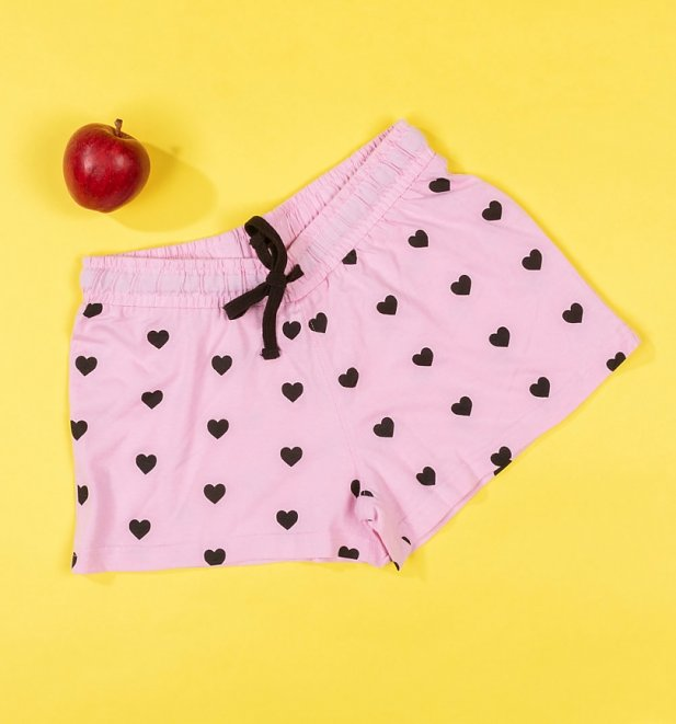 Women's Snow White Too Cute Shortie Pyjamas