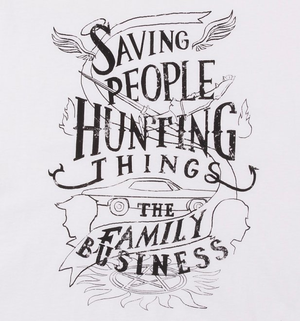 Women's Supernatural Family Business T-Shirt