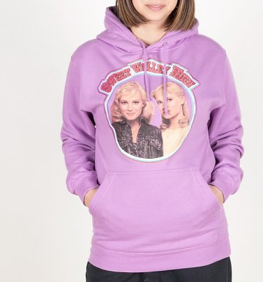 Women's Sweet Valley High Inspired Lavender Hoodie