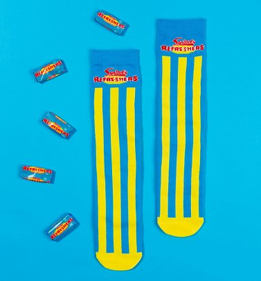 Women's Swizzels Refreshers Socks and Sweets Set