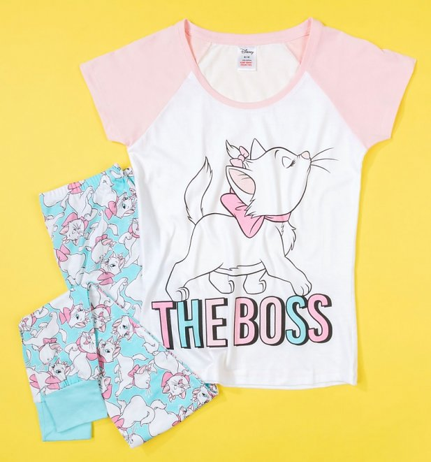 Women's The Aristocats Marie The Boss Pyjamas