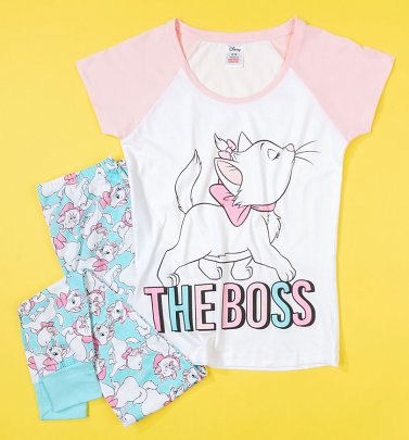 Women's The Aristocats Marie The Boss Disney Pyjamas