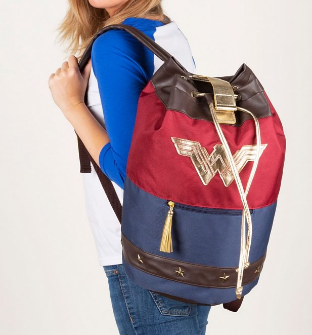 Wonder Woman Duffle Bag
