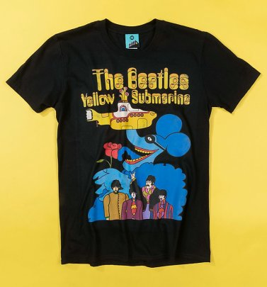 Yellow Submarine Blue Meanie T-Shirt