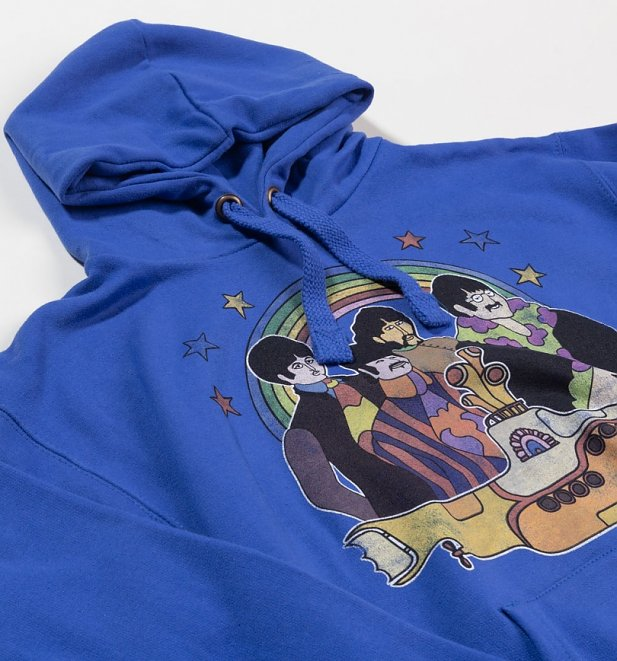 Yellow Submarine The Beatles Hoodie