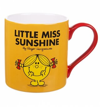 Boxed Little Miss Sunshine Mug