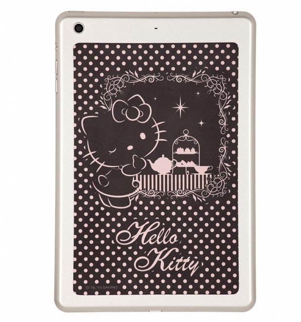 Hello Kitty Pink Elegance Tablet And Laptop Screen Cleaner from Stickems